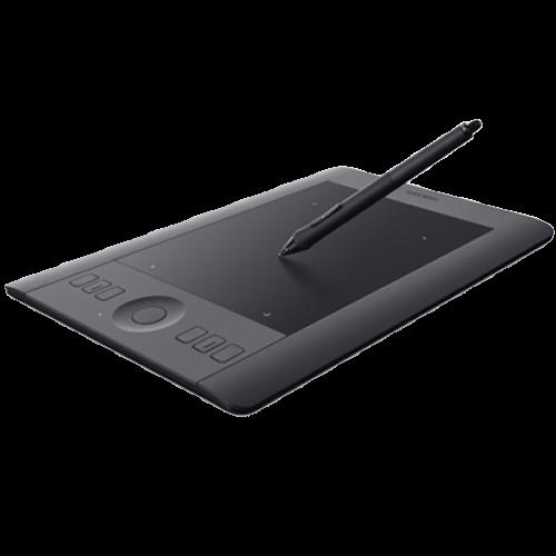 Wacom Intuos Pro Small Tablet.
