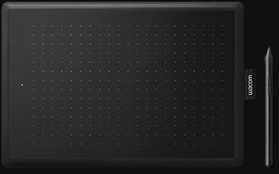 One by Wacom: Creative Pen Tablet.