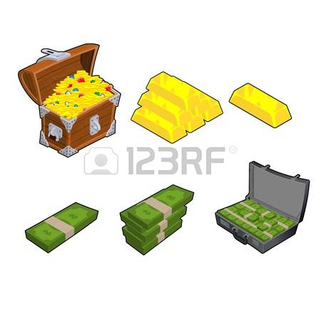 204 Wad Of Dollars Stock Vector Illustration And Royalty Free Wad.