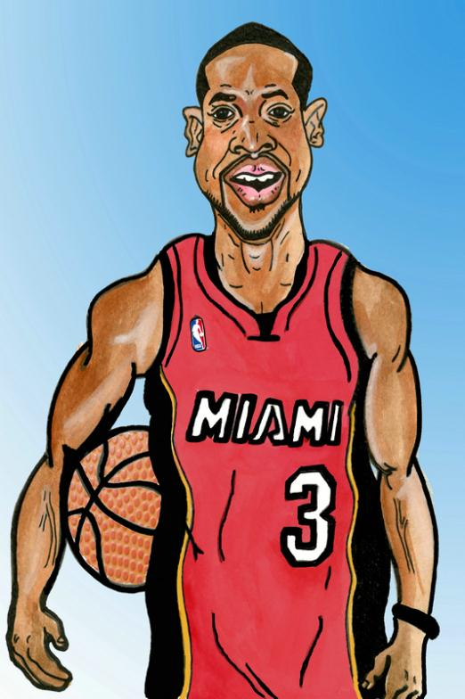 Wade Clipart.
