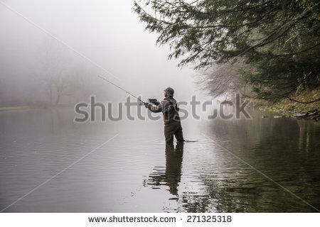 Fishing Waders Stock Images, Royalty.