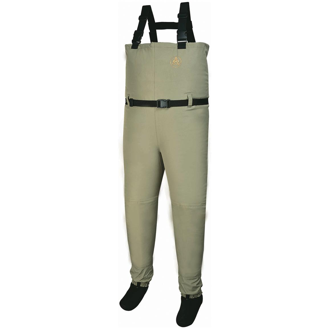Pro Line® Men's Wallkill Breathable Chest Waders, Stocking Foot.