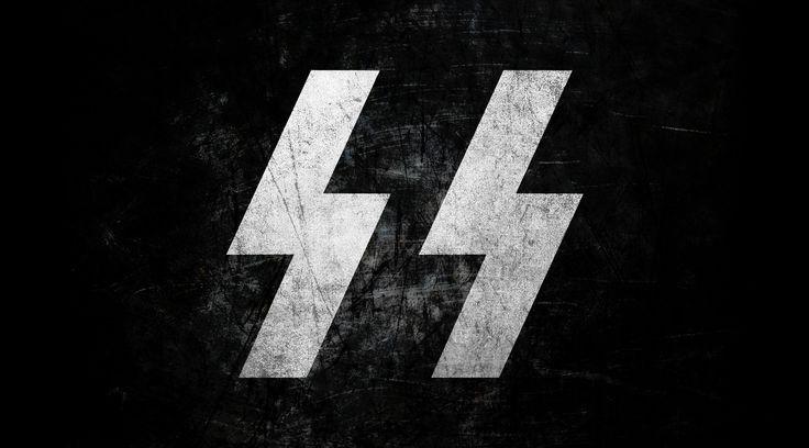 Steam Community :: :: Waffen SS logo.