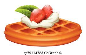 Waffle Clip Art.