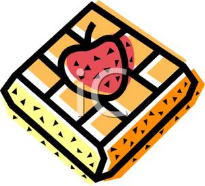 Waffle 20clipart.