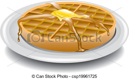 Waffle Illustrations and Clipart. 7,765 Waffle royalty free.
