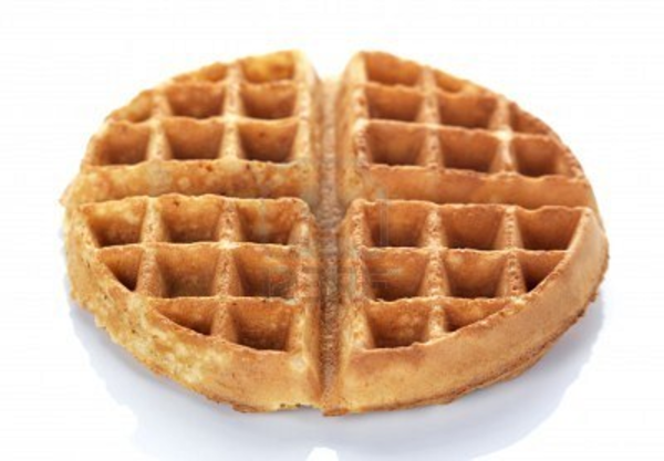 Waffle Clipart.