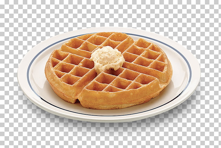 Waffle PNG clipart.