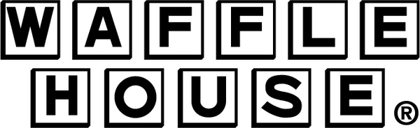 Waffle house Free vector in Encapsulated PostScript eps ( .eps.