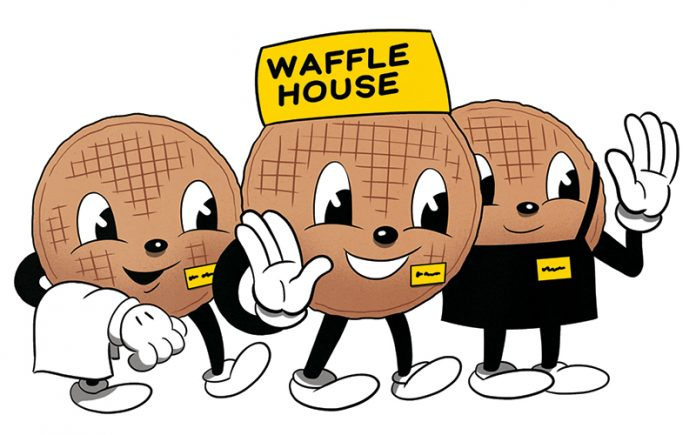 Atlanta Waffle House serves up special friendship for one man with.