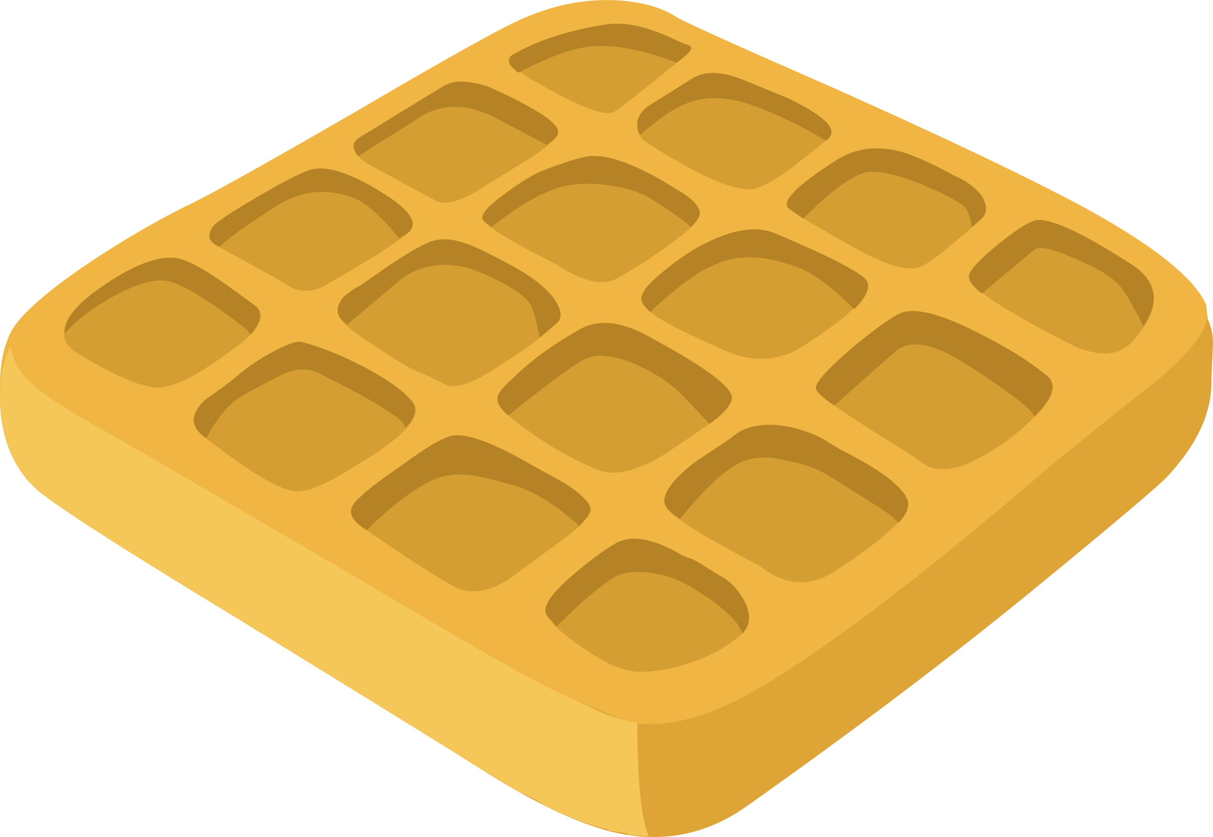 Waffle clipart small, Waffle small Transparent FREE for.