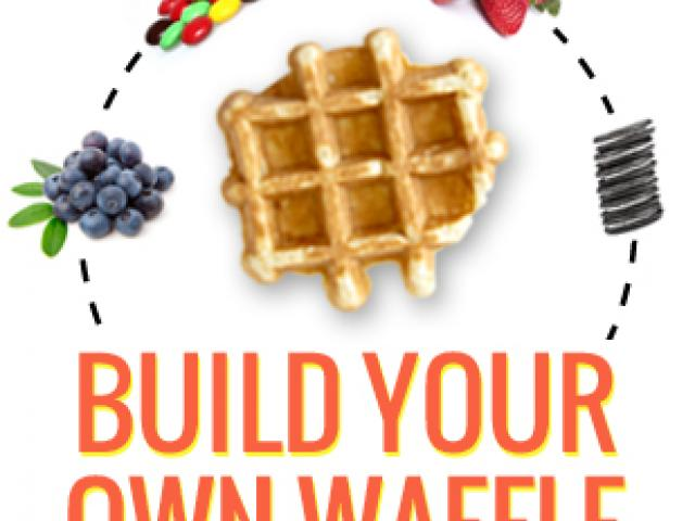Waffle clipart waffle bar Transparent pictures on F.