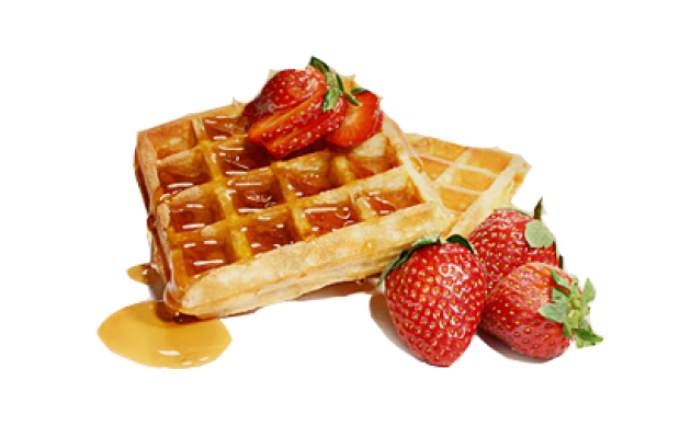 Waffle PNG Images Transparent Free Download.