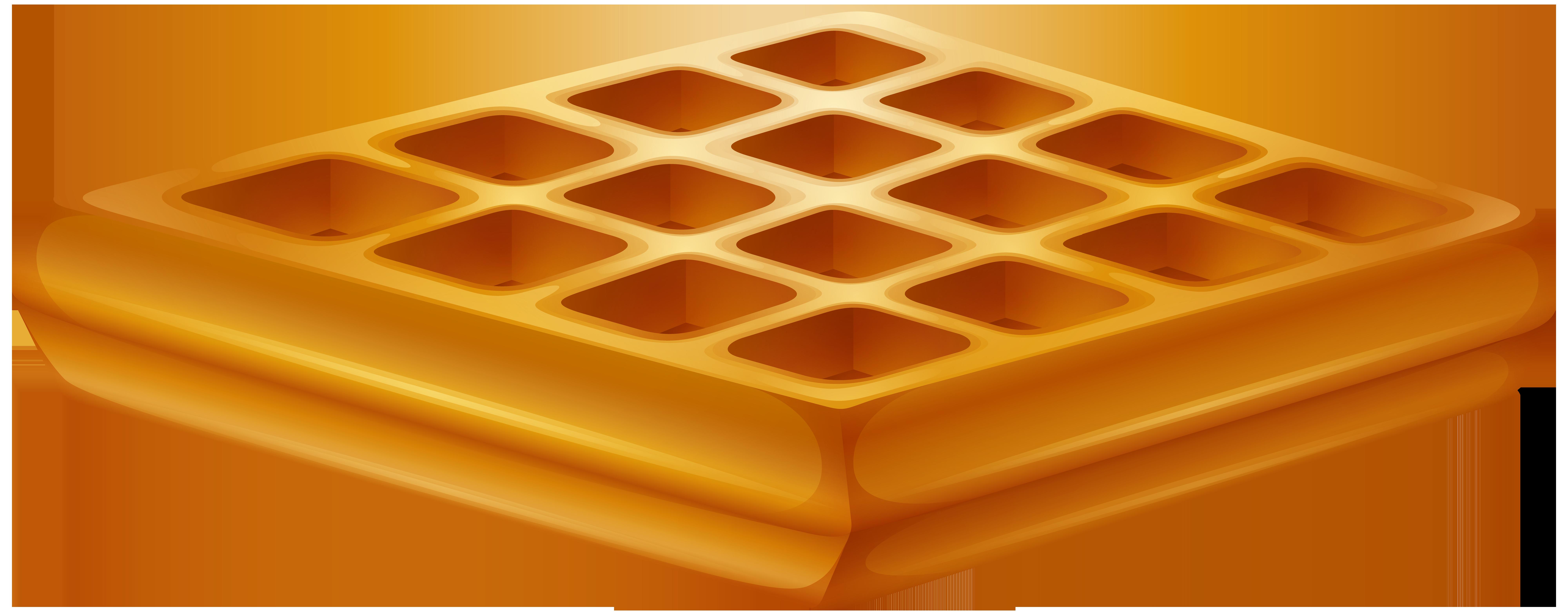 Waffle PNG Clip Art.
