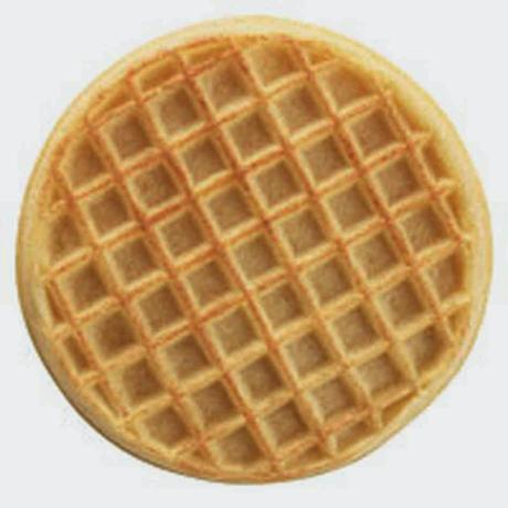 Belgian Waffles Clipart.