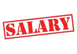 Salary clipart.
