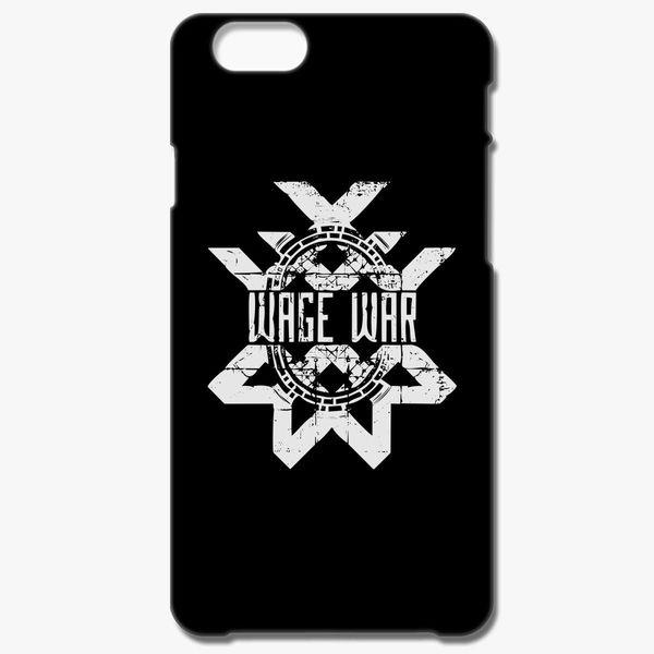 wage war logo iPhone 6/6S Case.
