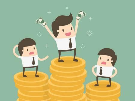 144,200 Salary Cliparts, Stock Vector And Royalty Free Salary.