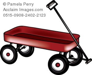 Little Red Wagon Royalty.