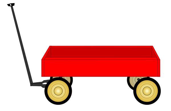 Wagon Free Clipart.