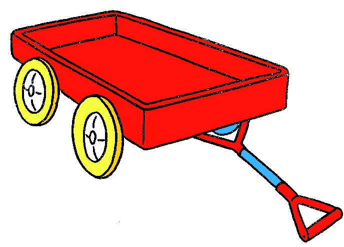 Wagon Free Clipart#2235034.