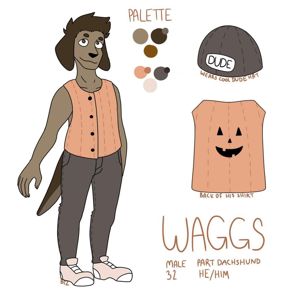 Human Waggs!.