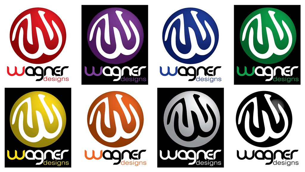 Wagner Logo (colors).
