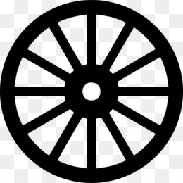 Wagon Wheel PNG.