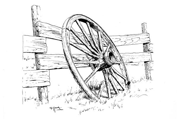 Free Wagon Wheel Cliparts, Download Free Clip Art, Free Clip.