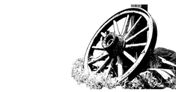 Color Wagon Wheel Clipart., Wagon Wheel Free Clipart.