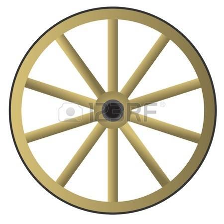 4,141 Wagon Wheel Cliparts, Stock Vector And Royalty Free Wagon.