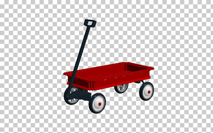 Radio Flyer Toy wagon Cart, toy PNG clipart.