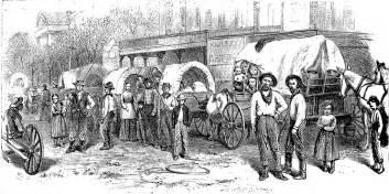Similiar Illustrations Of Wagon Trains Keywords.