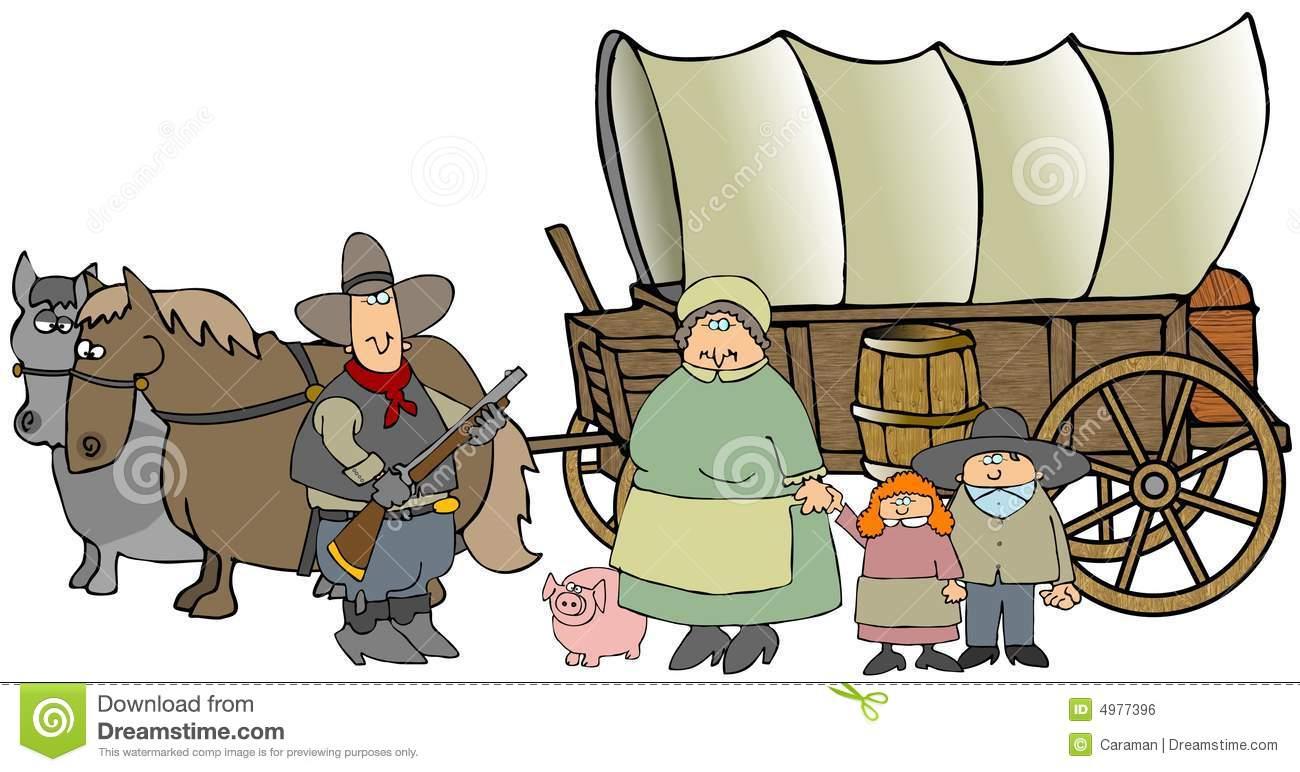 Similiar Wagon Train Cartoon Keywords.