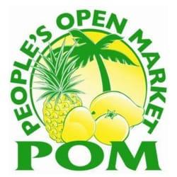 People's Open Market.