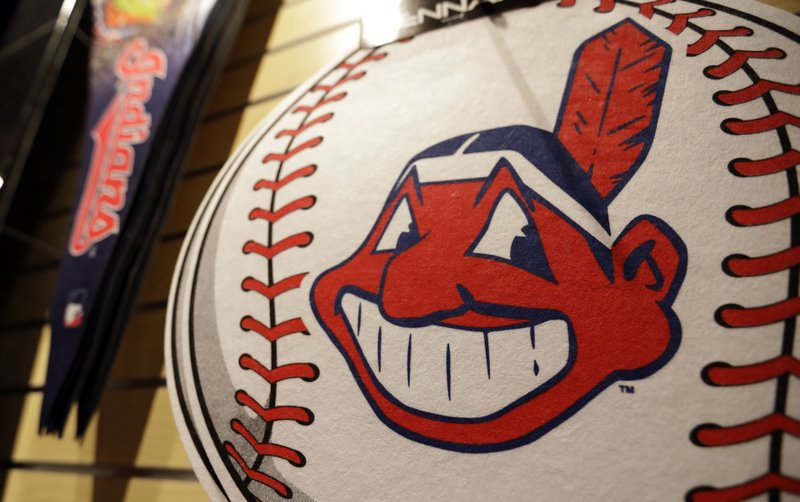 Going, going  Indians removing Wahoo logo from uniforms.