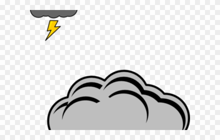 Thundercloud clipart clipart images gallery for free.
