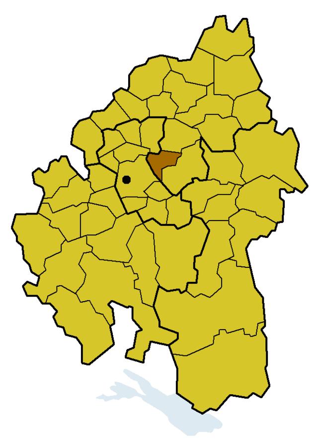 Kirchenbezirk Waiblingen.