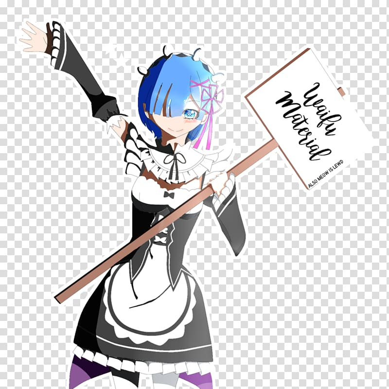 Waifu Manga Anime Fan art, Lewd transparent background PNG.