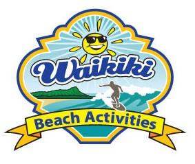 Waikiki beach clipart.