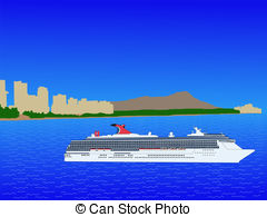 Waikiki Stock Illustrations. 35 Waikiki clip art images and.