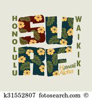 Waikiki Clipart Illustrations. 16 waikiki clip art vector EPS.