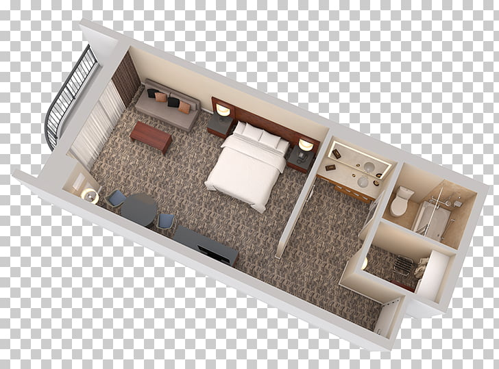 Waikoloa Village 3D floor plan House Suite, house PNG.