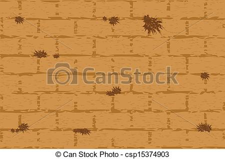 Vector Clipart of Vector illustration of wailing wall csp15374903.