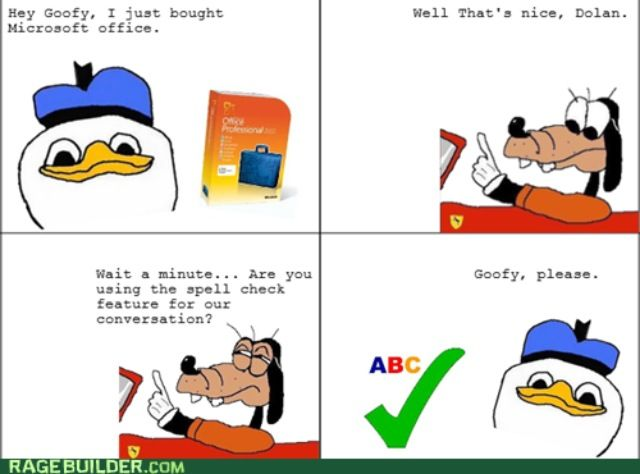 I love this one! Gooby pls..