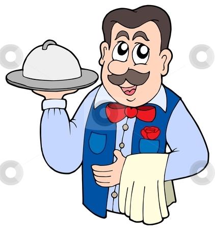 Waiter Clipart & Waiter Clip Art Images.