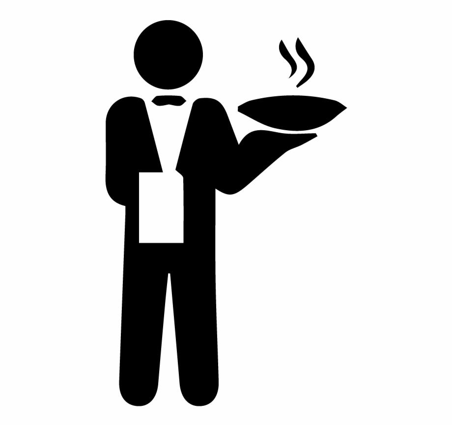 Waiter / Server.