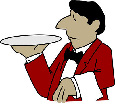 Free Picture Of Waiter, Download Free Clip Art, Free Clip.