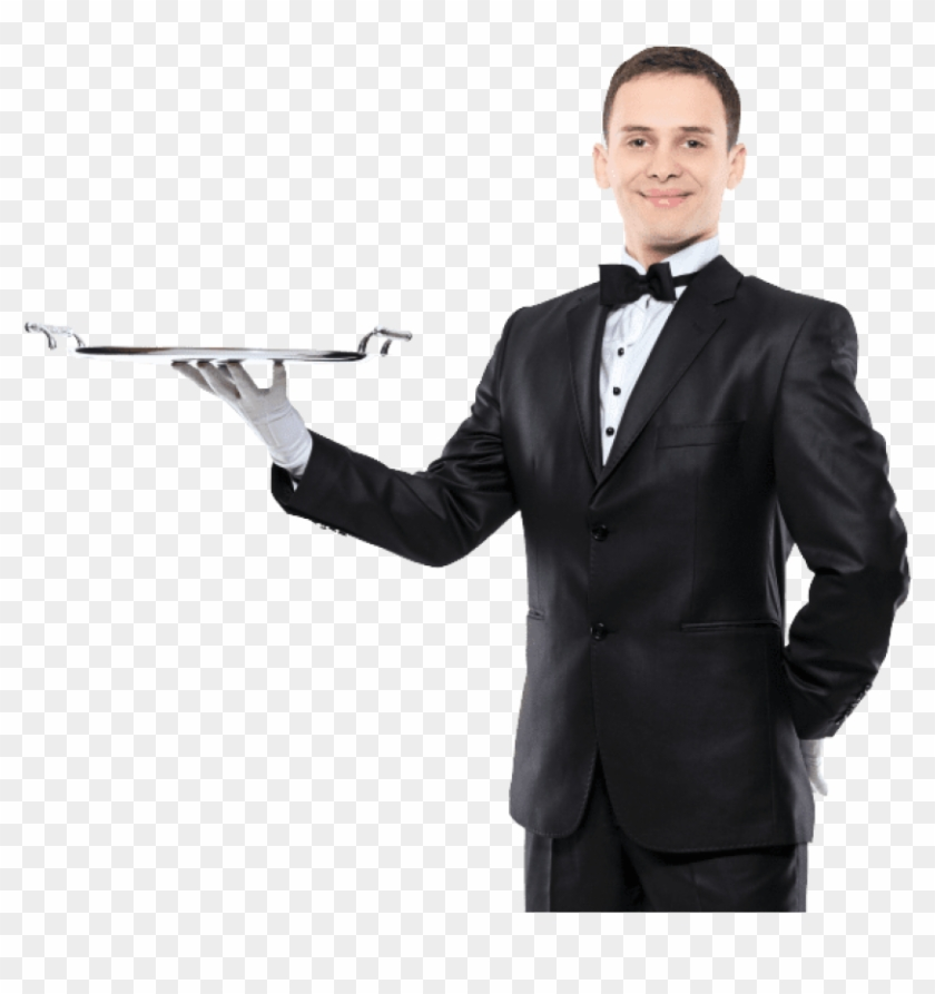 Free Png Waiter Png Images Transparent.