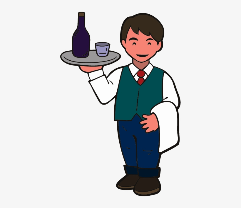 Waiters Clipart Imgs For Gt W.